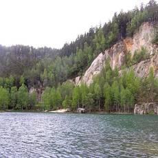 Jezero Pieskovňa