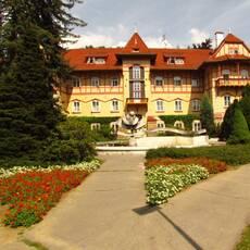 Centrum Luhačovíc