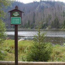 Plešné jazero