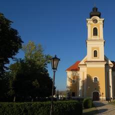 Rímsko-katolický kostol, Balatonkeresztúr