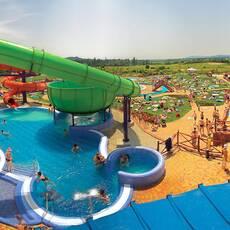 Aquapark a Wellnesspark Annagora, Balatonfüred