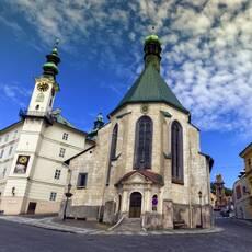 Kostol sv. Kataríny, Banská Štiavnica