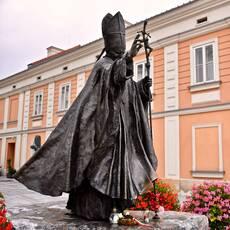 Wadowice - Po stopách Jána Pavla II.