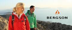 Dámske outdoorové oblečenie Bergson