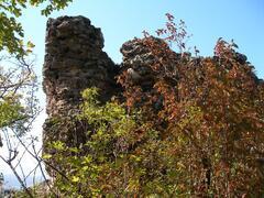 Zbojnícky hrad/ Soľnohrad