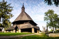 Drevený kostol Tvrdošín