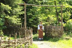 Praveká osada Křivolík