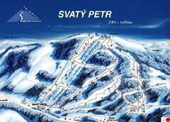 Ski areál Špindlerův Mlýn