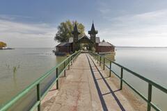 Ostrovné kúpele (Szigetfürdő), Keszthely