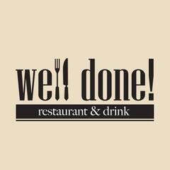 WELL DONE restaurant & drink
