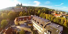 Jarný a letný wellness pobyt pre 2 osoby v Bojniciach