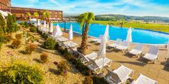 Dovolenka v Miraj Resort s morským wellness a kúpaliskom