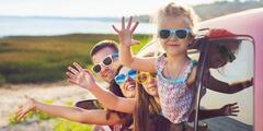 Pobyty a dovolenky s deťmi
