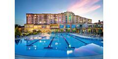 4* pobyt v hoteli Karos Spa s neobmedzeným vstupom do wellness a detským svetom