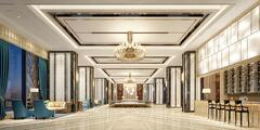 Ubytovanie v luxusnom hoteli