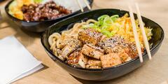 Kuracie alebo tofu Teriyaki v Teriyaki & Fresh