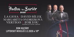 Vstupenka koncert Hudba bez bariér 2020
