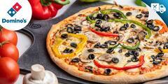 Druhá pizza v Domino´s Pizza iba za 1 € - bezkontaktná donáška