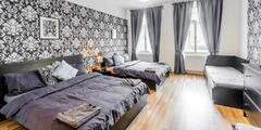 Apartmány pri Vltave až pre 7 osôb: raňajky alebo poplenzia