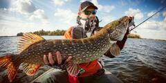 Kurz rybárčenia alebo vyhliadková plavba rýchločlnom