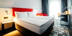 Pobyt v novom štýlovom Q Hotel Krakov s raňajkami a vstupmi do Aquaparku