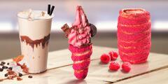 Trdelník klasický, s príchuťou či so zmrzlinou