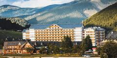 Wellness pobyt na Donovaloch: 4* hotel, polpenzia a saunový svet