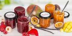 Exotické džemy, netradičné karamely a orieškové krémy