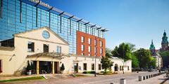 5* hotel v Krakowe: raňajky či polpenzia, bazén, fitness i masáž