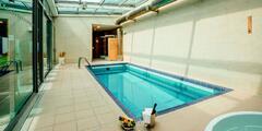 4* wellness pobyt v centre kúpeľného mestečka Piešťany