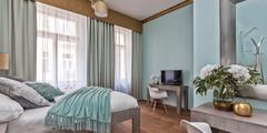 Luxusné ubytovanie v centre Prahy pre dvoch