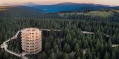 Slovinské hory: polpenzia, wellness a krásne prostredie