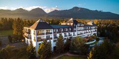 Hotel s výhľadom na Gerlach, neobmedzený wellness aj minizoo