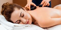 Široký výber masáží rôzneho druhu