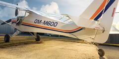 Zážitkový let s videozáznamom a certifikátom alebo zľava na letecký výcvik