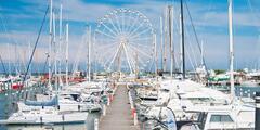 Dovolenka v talianskom Rimini: 4* hotel priamo pri mori