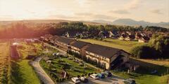 Dovolenka v Nízkych Tatrách v rezorte s wellness a zábavným parkom