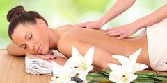 Uvoľňujúce masážne procedúry v Diva Beauty