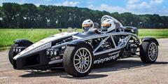 Jazda na jednom z najrýchlejších áut sveta ako vodič či spolujazdec! Ariel Atom!
