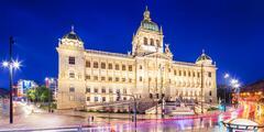 Čarokrásna Praha: pobyt v 5* hoteli priamo na Václavskom námestí