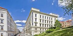 Pobyt v 5* hoteli v Brne s jedlom a saunou