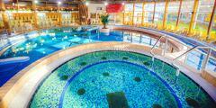 Pobyt v krásnom hoteli so vstupom do kúpeľov Bükfürdő