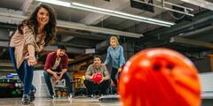 Bowling 1 hod. v Petržalka Bowling Centre