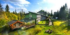 Letný pobyt v Tatranskej Štrbe s podmanivým wellness
