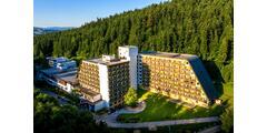 Dovolenka horskom prostredí Starej Ľubovne s bazénom a aktivitami