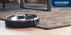 2 druhy inteligentných robotických vysávačov