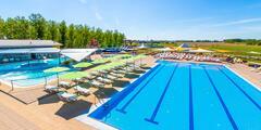 Letné vstupy na termálne kúpalisko Thermál Nesvady-Naszvad