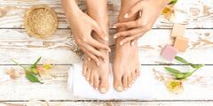 Starostlivosť o ruky aj nohy - rôzne typy manikúry a pedikúry