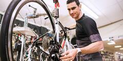 Základný alebo veľký servis bicykla v eBike4fun