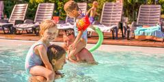 """Unikátna dovolenka v najväčšom rodinnom rezorte """" Family Resort Lučivná """""""